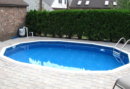 Fiberglass Pool Installation
