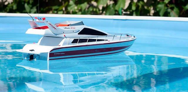Fiberglass Solutions Boat